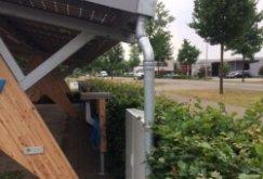 Amperaport duurzame carport