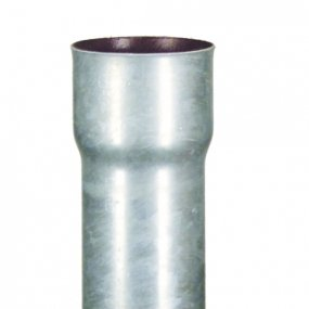 Loromeij-Goor BV - PIJP PVC SOK 80 - 2000 mm - dn 70/80 - 1149X - 0010822