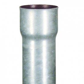 Loromeij-Goor BV - PIJP PVC SOK 80 - 1500 mm - dn 70/80 - 1159X - 0010622