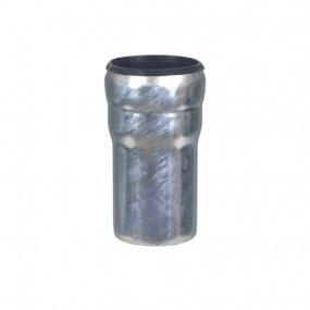 Loromeij-Goor BV - AANSLUITSTUK VAN PVC PIJP 110  - dn 100 - 750X - 0430044