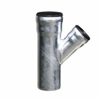 Loromeij-Goor BV - T-STUK VERL. - 45 gr - dn 150.70 - 250X - 0022362