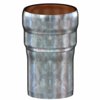 Loromeij-Goor BV - OVERGANGSSTUK VAN PVC SOK 75  - dn 70 - 6221X - 0340022
