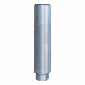 Loromeij-Goor BV - DUBBELWANDIGE PIJP - 2500 mm - dn 125 - 58016X - 3001055