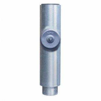 Loromeij-Goor BV - DUBBELW.PIJP MET ONTST.DEKSEL - 500 mm - dn 150 - 58054X - 3020266
